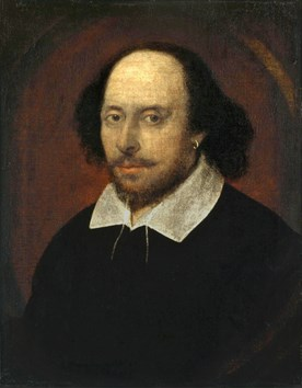 Författare William Shakespeare